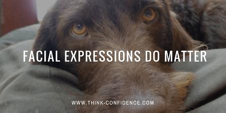 Confident Facial Expressions Blog Post