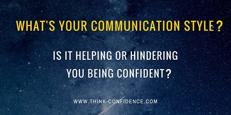 Communication Style Blog Post