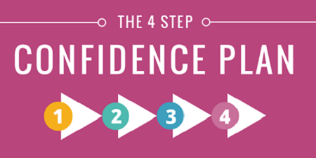 The 4 Step Confidence Plan Blog Post
