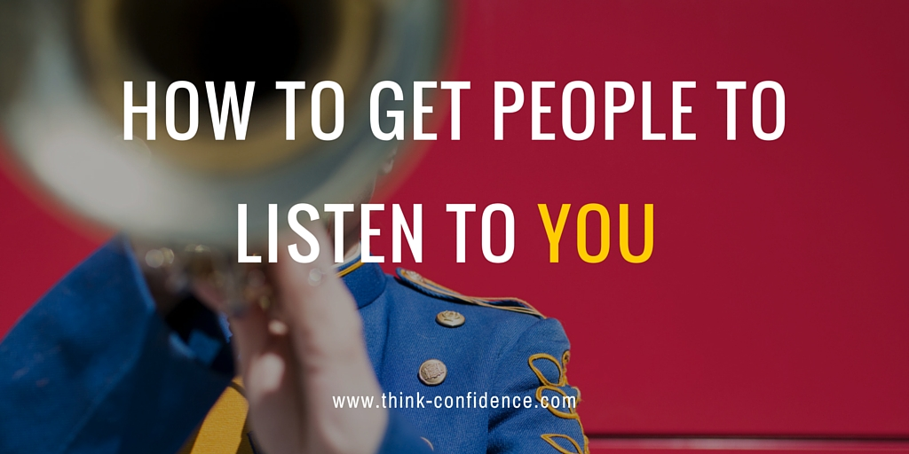 how to gain confidence. good communication skills