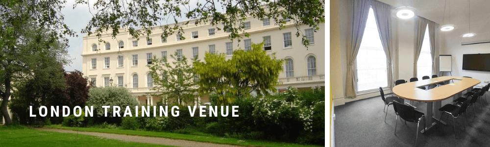 Confidence Course London - Training Venue