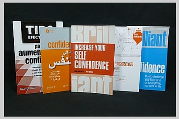brilliant self-confidence books