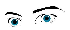 Assertive Eye Contact