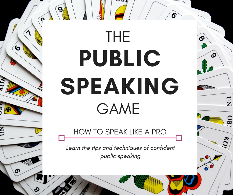 9 tips public speaking 1share share tweet share share email comments would you rather die than stand in front of a large crowd and deliver a speech if so, you're not the only one many surveys have shown that public speaking is the most common fear after the fear of dying.