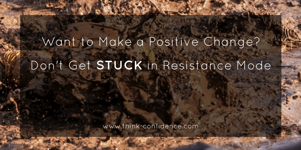 Making a positive change